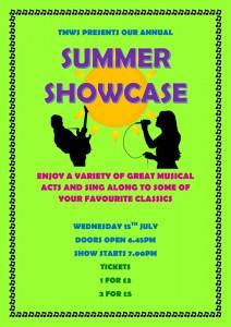 Summer Poster Website