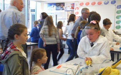 Year 5 and 6 Open Evening hailed a huge success