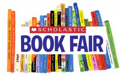 Scholastic Book Fair 19th – 21st October