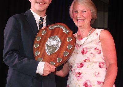 Leo Colyer Ruth Aldridge Award