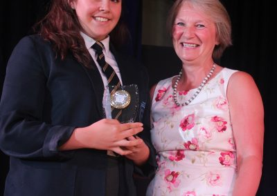 Rachel Anderson Year 10 student of the Year