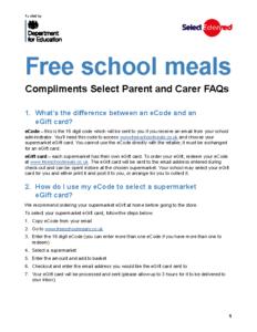 DfE_FreeSchoolMeals_ParentCarerFAQs
