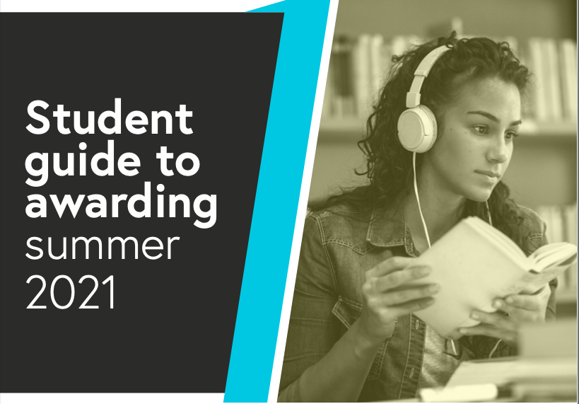 Student guide to awarding Summer 2021
